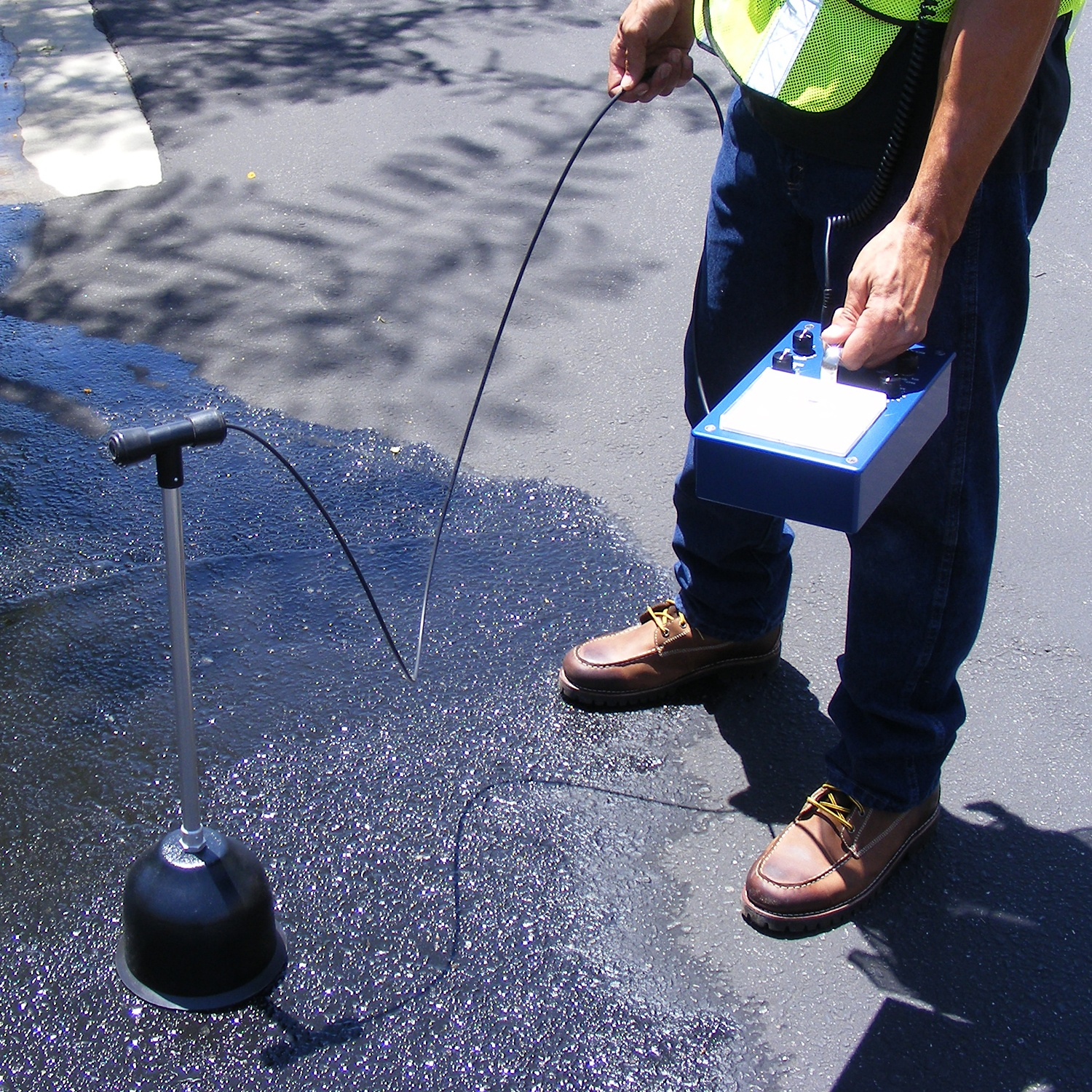 Leak detection las vegas