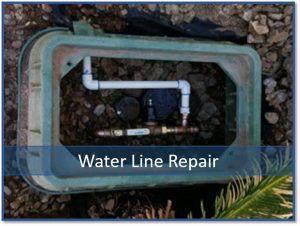 Water Line Repair Las Vegas