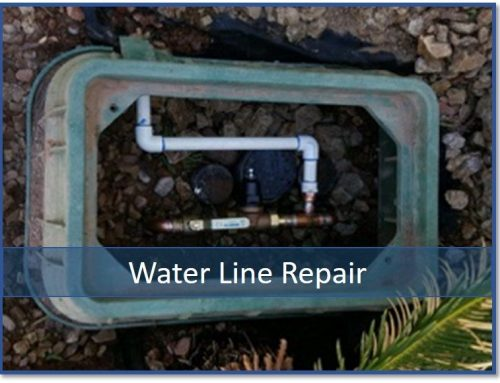 What to Do If You Have a Broken Water Line?