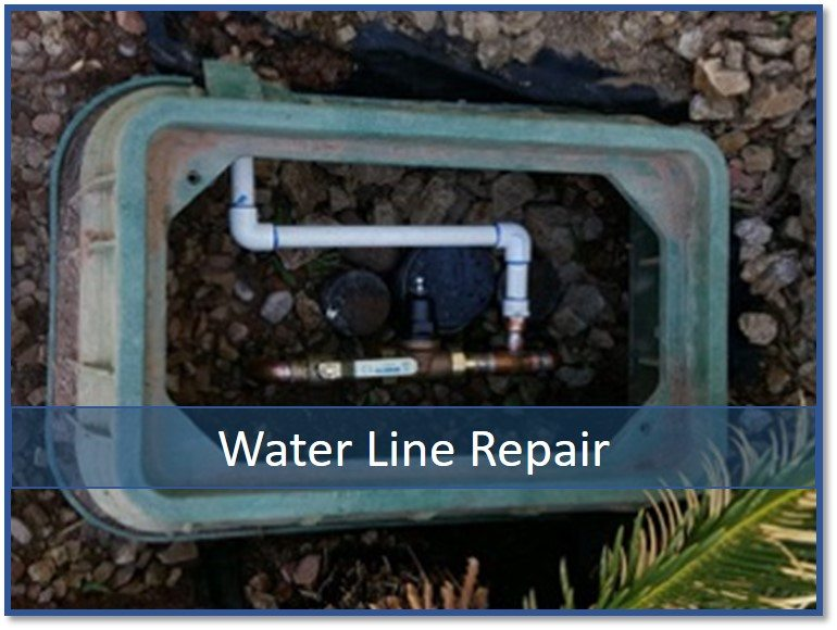 Water Line Repair Las Vegas