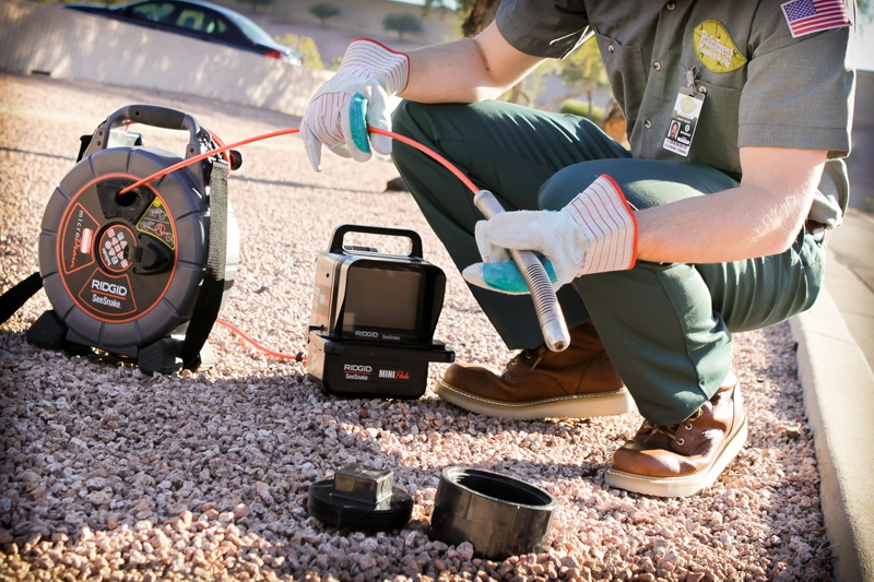 Sewer Inspection Clogged Drain Repair Las Vegas Nv