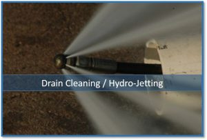 drain cleaning hydro jetting