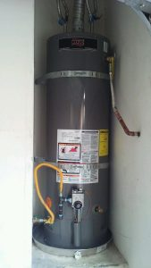 Water heater replacement Henderson