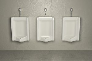 Commericial urinals in Boulder City Nevada