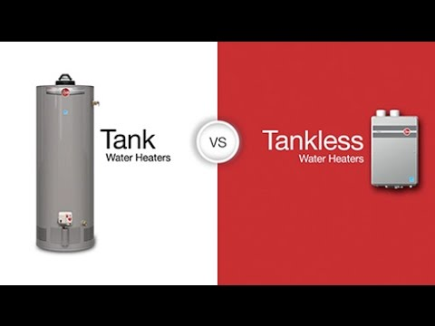 Water Heater Choices