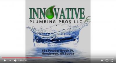 Innovative Plumbing Video