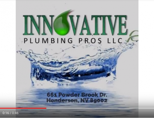 Plumbers Near Las Vegas, NV – Innovative Plumbing Pros