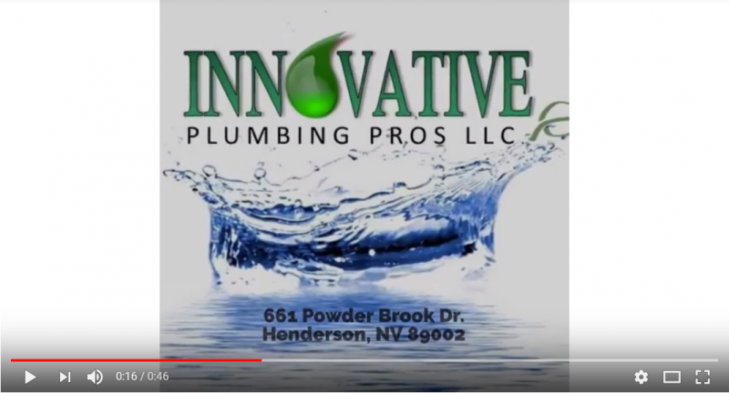 Innovative Plumbing Video