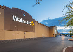 Commercial Plumber - Walmart Remodel Las Vegas