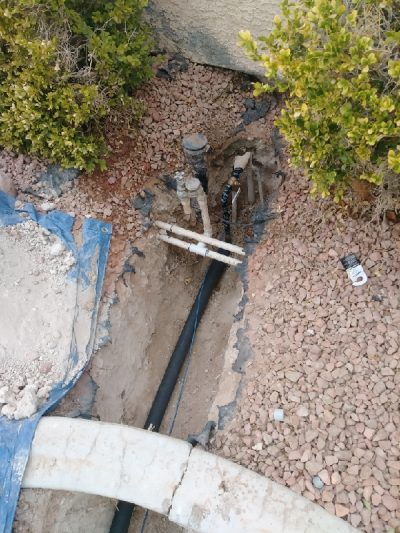 Monte Del Sol Water Line Replacement - Las Vegas