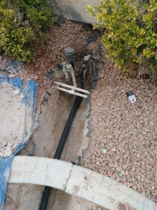 Monte Del Sol Water Line Replacement - Las Vegas