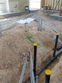 Commercial plumbing work - Innovative Plumbing Pros LLC