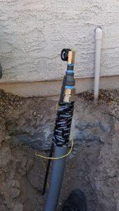Las Vegas Gas Line Installation