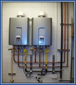 Tankless water heater installation Innovative Plumbing Pros LLC