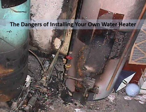 The Dangers of Installing Your Own Water Heater