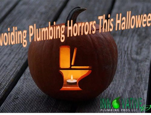 Avoiding Plumbing Horrors This Halloween