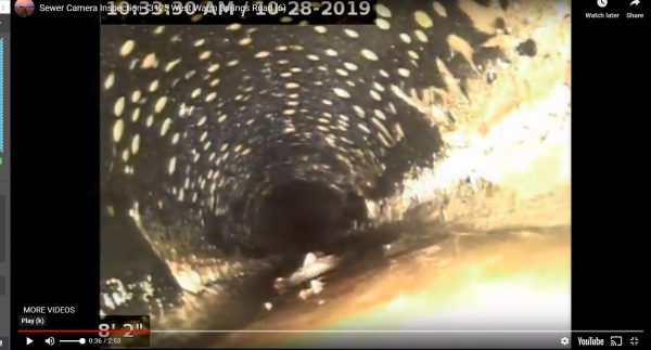 Sewer Camera Inspection Henderson