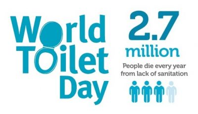 Plumbers - World Toilet Day