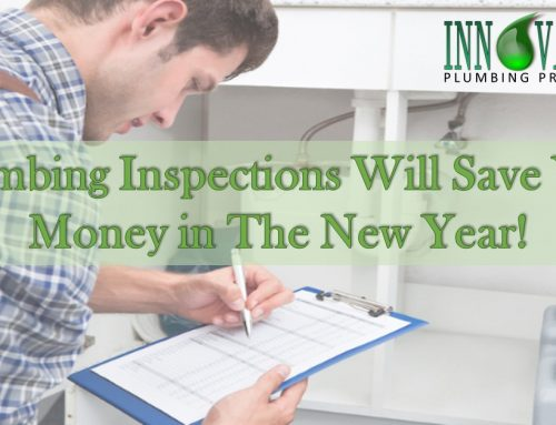 Plumbing Inspections Will Save You Money in The New Year