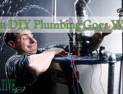 When DIY Plumbing Goes Wrong!