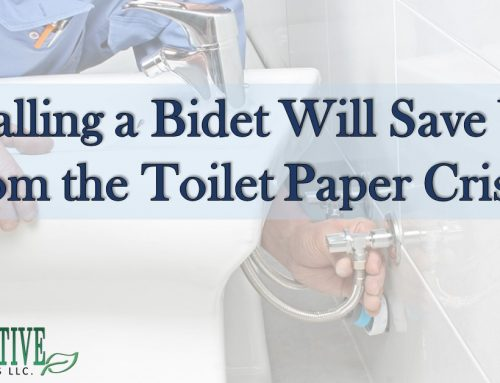 Installing a Bidet Will Save You from the Toilet Paper Crisis!