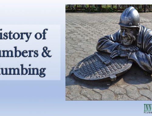 History of Plumbers & Plumbing