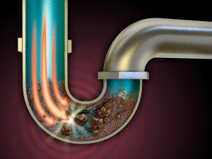 Clogged-drain-repair