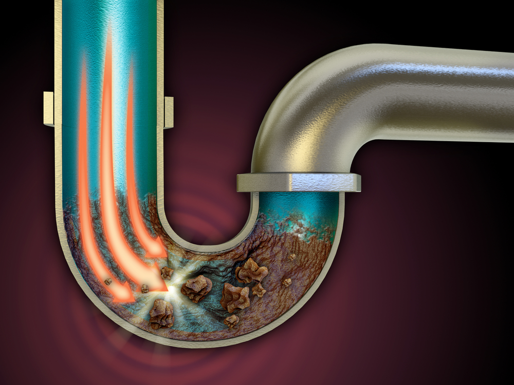 Clogged-drain-repair