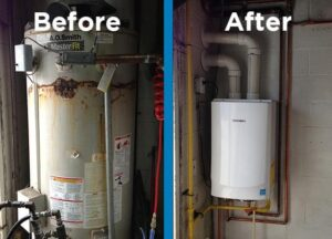 install-tankless-water-heater-before-after