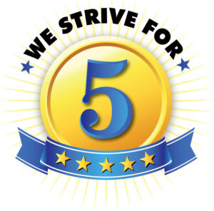 5 star plumbing services provided by Innovative Plumbing Pros