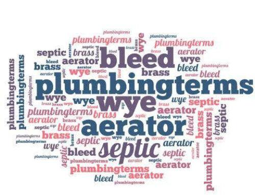 Plumbing Terms for the Average Las Vegas Homeowner: